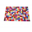 Tapis Patchwork multicolore